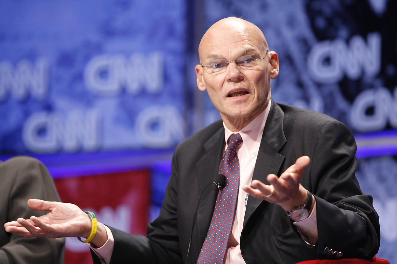James Carville Bond